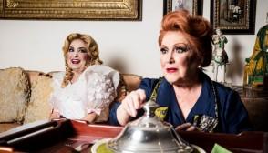 Eva Wilma e Nicette Bruno - O que terá acontecido a Baby Jane - foto de Daryan Dornelles